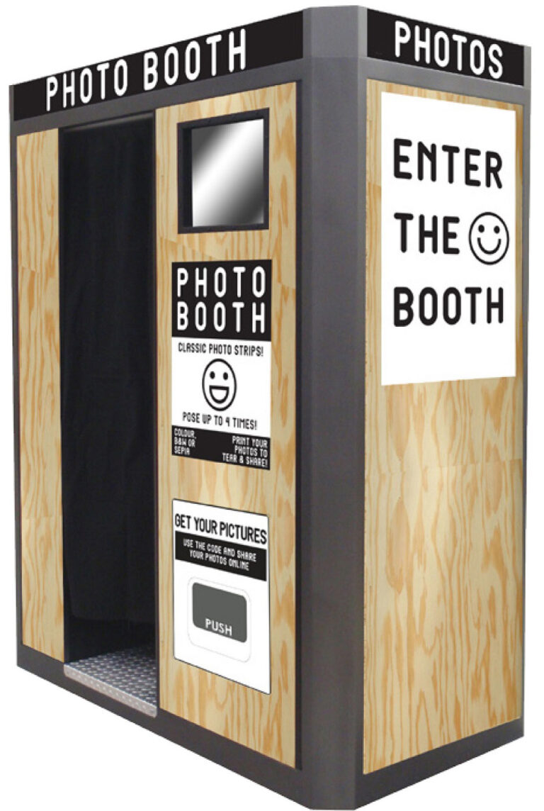 buy a photo booth