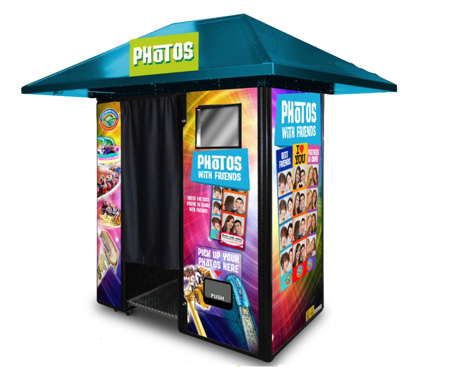 digital photo booth